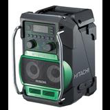 Аккумуляторное радио (9,6-18В, AM/FM, USB, AUX, 3.3кг, блок питания, без батареи)