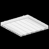 Светодиодный светильник LED спортивный 54Вт 6300лм/4000K накл. с решеткой, без расс-ля 595x620x65 V1-E0-00024-20000-2005440 VARTON