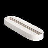 Крепление стационарное накладное PTR T2- WH белый для двух светильников IP40 однофазный .5016866 JAZZWAY