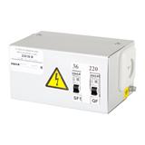 Ящик с понижающим трансформатором ЯТП-0,25-220/12-2-IP31-УХЛ3- 228239 КЭАЗ