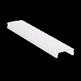Рассеиватель для LED-профиля PAL 1105 матовый, защелкивающийся .5009530 JAZZWAY