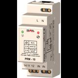 Реле контроля температуры 16А IP20 на DIN рейку PRM-10 Zamel