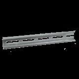 DIN-рейка L=1250мм 35х7,5мм оцинкованная ИЭК YDN10-0125