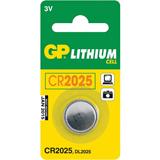 Элемент GP СR2025-С1 BL-1  (таблетка)