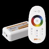 Контроллер PRC-4000RF RGB 216/432Вт 12/24V белый .1007957 JAZZWAY