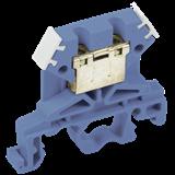 Клемма ЗНИ-4мм2 (JXB35А) синий ИЭК YZN10-004-K07