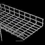 Лоток проволочный 35х200 INOX CLWG10-035-200-3-INOX IEK