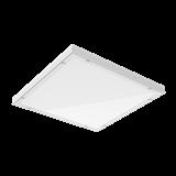 Светильник встраиваемый светодиодный (LED) C070 36Вт 6500K 595мм опал IP54 VARTON