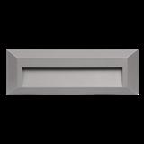 Светильник PST/W S230080 3w 4000K GREY IP65 накладной квадратный .5005594 JAZZWAY