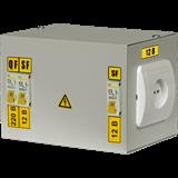 Ящик с понижающим трансформатором ЯТП-0,25 380/24-3 36 УХЛ4 IP31
