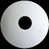 Плафон для НПО 3233,3234,3235, 3236, 3237 - точки LNPP0D-PL-3237D IEK