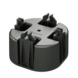 Универсальный держатель с бетоном ND1000 ДКС