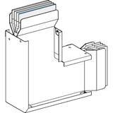 SE Canalis Секция угловая вертикальная (KTA1250LC3A)
