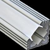 Профиль для LED-ленты накладной PAL 1919 2м .1009623 JAZZWAY