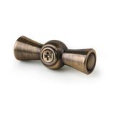 Ручка  выключателя 2 шт. (бронза) Ретро / WL18-20-01 / a037213