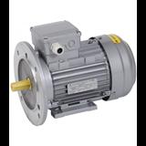 Электродвигатель АИР 71B4 380В 0,75кВт 1500об/мин 2081 (лапы+фланец) DRIVE