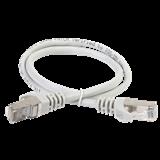 ITK Коммутационный шнур патч-корд , кат.5Е FTP, LSZH, 15м, серый PC01-C5EFL-15M IEK