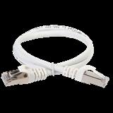 ITK Коммутационный шнур патч-корд , кат.5Е FTP, 1,5м, белый PC08-C5EF-1M5 IEK