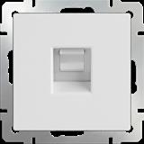 Розетка Ethernet RJ-45 (белый) / WL01-RJ-45/  a028833