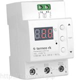 Термостат TERNEO RK (-55/+125C) гист. 1-30С, 30А (обогр.труб)