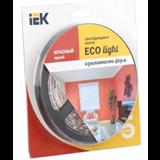 Лента LED 5м блистер LSR-3528R60-4.8-IP65-12V красный цве -eco