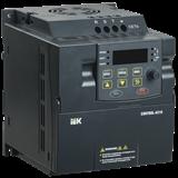 IEK ONI Преобразователь частоты Control-A310 380В, 3Ф 2,2 kW 5,1A