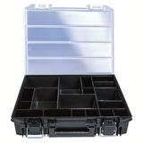 Ассортиментная пластиковая коробка, пустая, 414*338*79 мм 221131 HAUPA