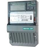Счетчик электроэнергии, трехфазный Mеркурий 230АR-01 R 5-60А 380В