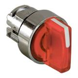 Головка переключателя 3 позиции (ZB4BD504)
