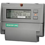 Счетчик электроэнергии, однофазный   Меркурий 200.04 5-50А/220В PLC - модемом