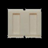 Коннектор для LED-ленты PLSC- 8x2 2835 10шт жесткое соединение .5009189 JAZZWAY