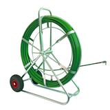 Устройство для протяжки кабеля STRONG, вертик., с колесами, 120 м