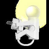 Светильник Jazzway Ночник JS1-SMART (желтый)