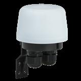 Фотореле ФР-604 3300ВА IP66 белый IEK арт.:LFR20-604-3300-K01