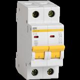 Выключатель ВА47-29 2п 16А х-ка C 4,5кА MVA20-2-016-C IEK