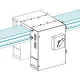 SE Canalis Отводной блок  для Compact NSB 4P (KH086SB5411)