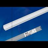 Профиль для светодиодной (LED) ленты накладной UFE-A06 SILVER 200 POLYBAG 2м