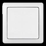 Выключатель о/п 1кл. 6А Белый ХИТ ВА16-131-б