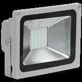 Прожектор СДО05-20 -K03  светодиодный серый чип IP65 ИЭК