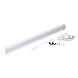 Светильник LED LINE 600мм 8W/830 720Lm пластик PLED T5i .5010338 JAZZWAY