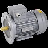 Электродвигатель АИР 71B4 380В 0,75кВт 1500об/мин 2081 (лапы+фланец) DRIVE ИЭК