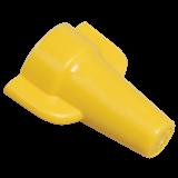 Зажим соед. изолирующий СИЗ-2 3,0-10,0 желтый (5 шт) ИЭК