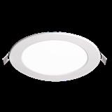 Светильник встраиваемый LED PPL-R 3Вт 6500K D80  белый