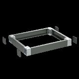 DKC Комплект угловых элементов с пластиковыми заглушками, 4 шт. R5BP01 ДКС