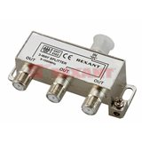 Сплиттер (разветвитель-сумматор) 1х3  5-1000MHz 7dB Rexant