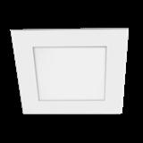 Светильник LED PPL- SPW белый квардрат18w 6500K 225x225x25mm IP20