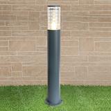 Светильник уличный TECHNO 1507, Е27,серый  IP54