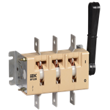 Выключатель-разъединитель ВР32И-39А-30220 630А srk01-100-630 IEK