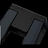 Комплект торцевых элементов PRT EC-BL черный IP40 однофазный .5010895 JAZZWAY