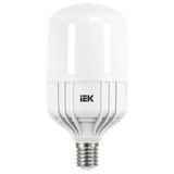 Лампа LED E27 50Вт 4500K 220В мат.